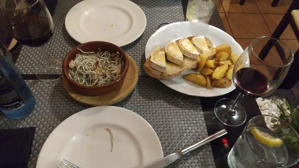 restaurant CalidaDe Madrid