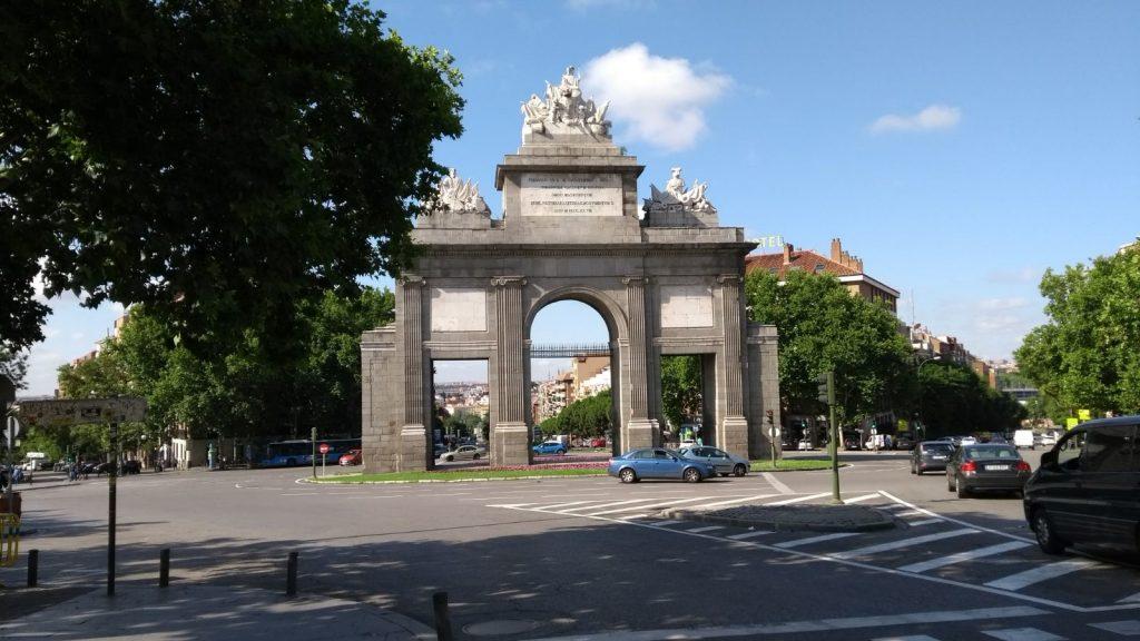 Puerta de Toledo Madrid