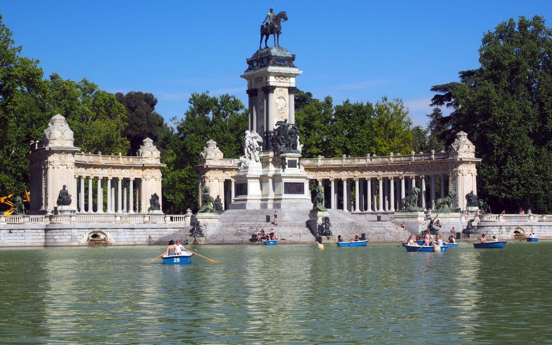 Deel I: Florianne ontdekt de veelzijdigheid van Madrid