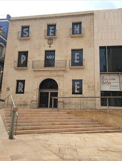 Museo de Arte Contemporãneo de Alicante