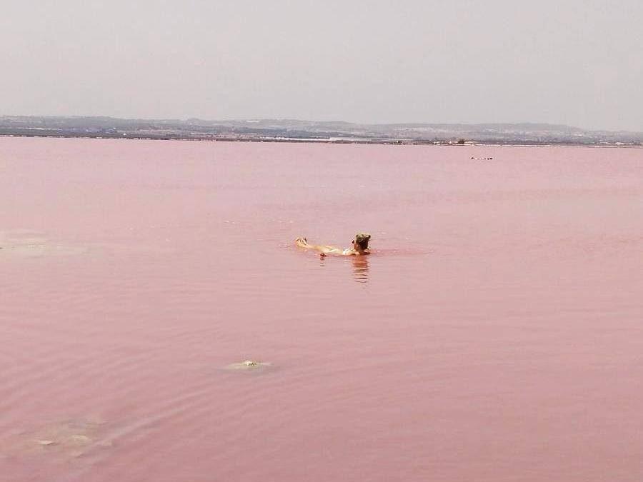 Deel III: Florianne bezoekt Alicante & het roze meer