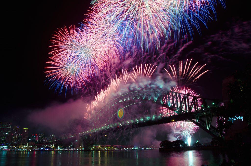 De leukste plekken om Nieuwjaar te vieren, Sydney Harbour oud en nieuw, Travel Bricks