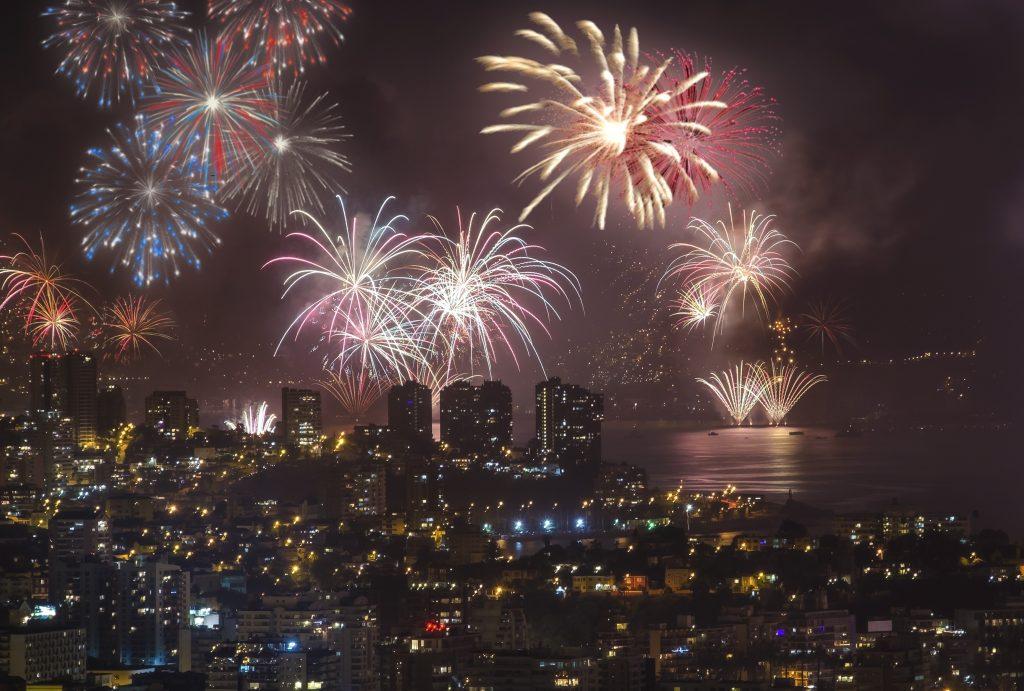 De leukste plekken om Nieuwjaar te vieren, VALPARAISO CHILE, Travel Bricks