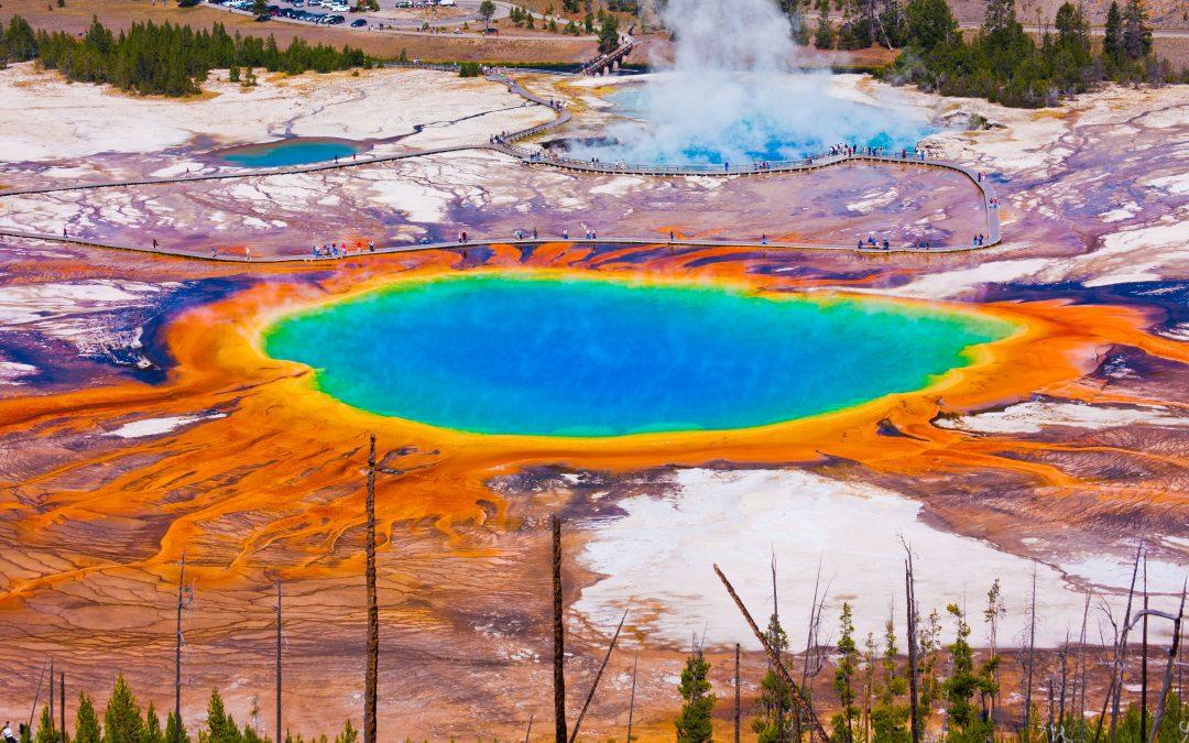 De mooiste nationale parken in Amerika