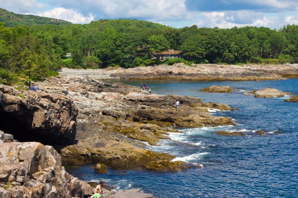 Travel Bricks Nationale Parken Amerika -Acadia National Park (Maine)