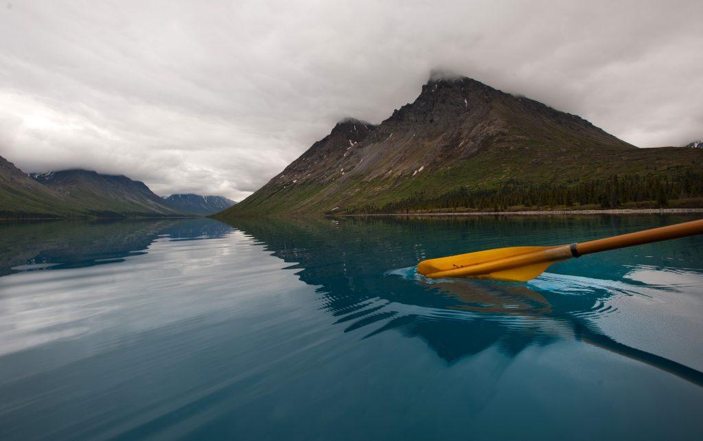 Travel Bricks Nationale Parken Amerika -Lake Clark National Park (Alaska)