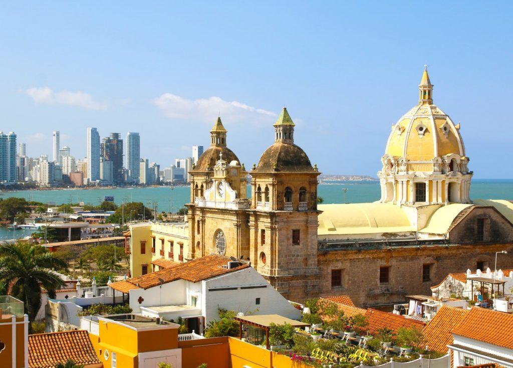 5 exotische en vooral betaalbare vakanties om de winter te overleven Cartagena
