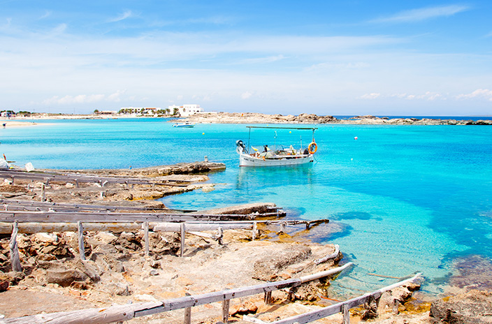 Els Pujols beach in Formentera-TravelBricks